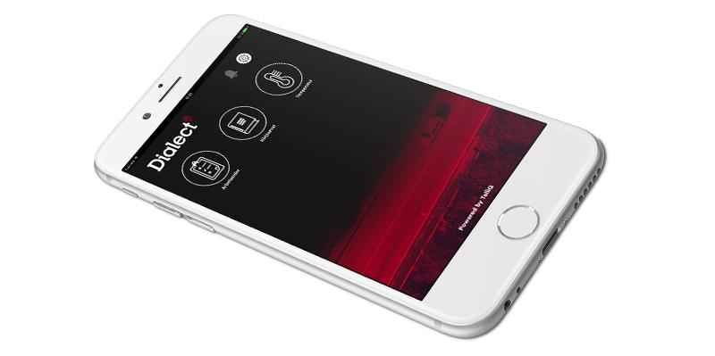 Dialect körjournal Iphone