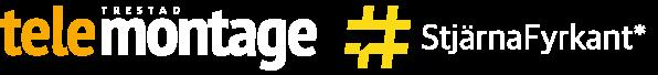 Trestad telemontage AB logotyp